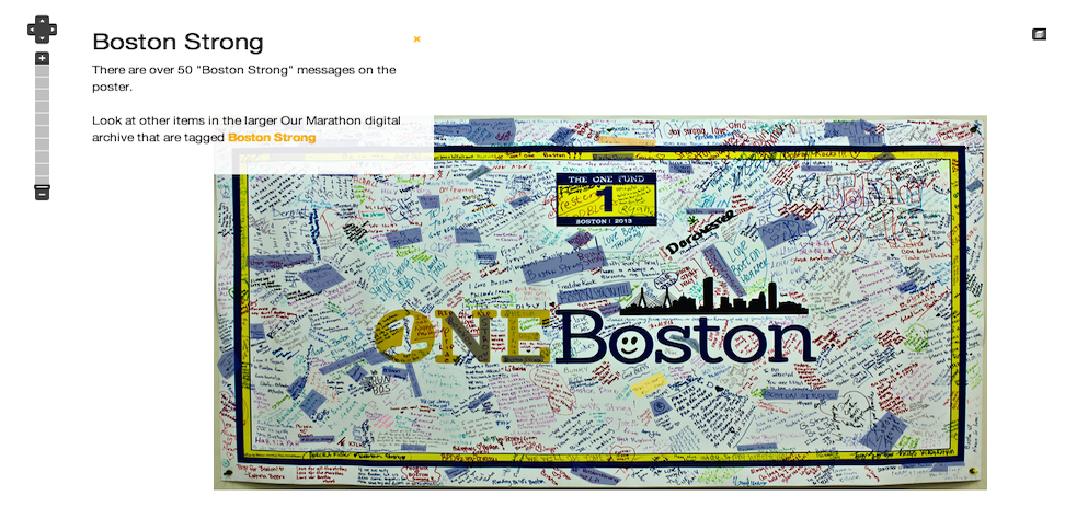 One Boston: Messages from the Copley Square Memorial